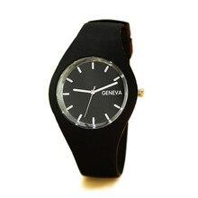 Top marque de luxe montre à Quartz en Silicone femmes hommes dames bracelet de mode montre-bracelet Relogio Feminino Masculino horloge reloj muje