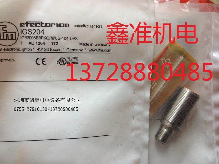 IGS204 IGB3008BBPKG/M/US-104 фотоэлектрический переключатель