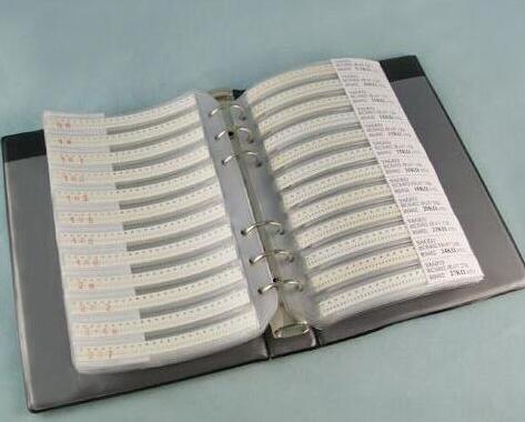 157valuesX25 Uds = 3925 Uds 2010 5% 0R-10M ohm SMD Kit de resistencia de RC2010 JR-07 serie muestra libro Kit de Muestra