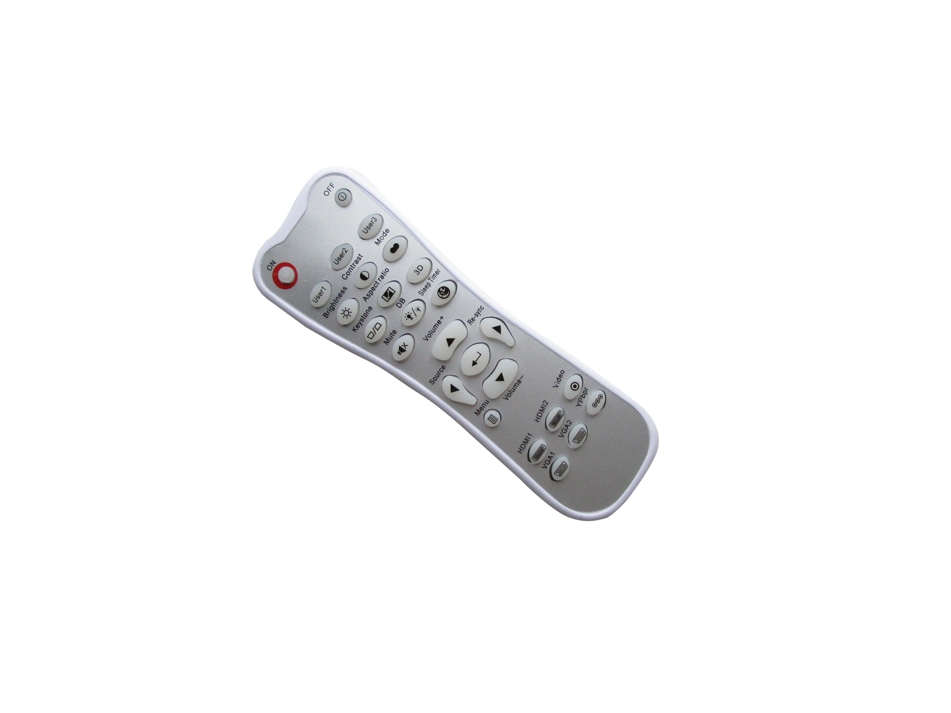 Control remoto para Optoma DH1009 DH1009I HD137X HD140X GT1080E GT1080Darbee HD240X HD26BI HD270 BR-3003B HD141X, proyector DLP.