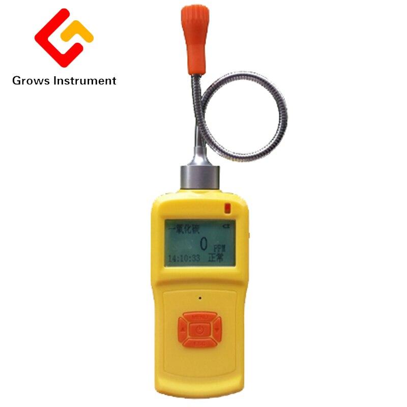 KP830J przenośne pojedyncze-detektor gazu analizator motoryzacyjny wykrywacz gazów palnych wycieku gazu określić lokalizację tester szczelności