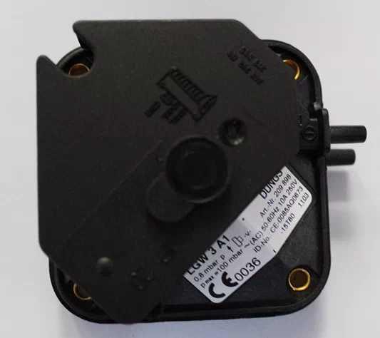Original DUNGS pressure switch LGW3A1
