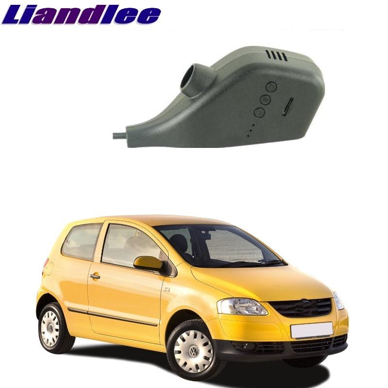 Liandlee para Volkswagen VW Fox / Lupo 2004 ~ 2018, grabador de vídeo para coche con WiFi DVR, cámara para tablero de conducción