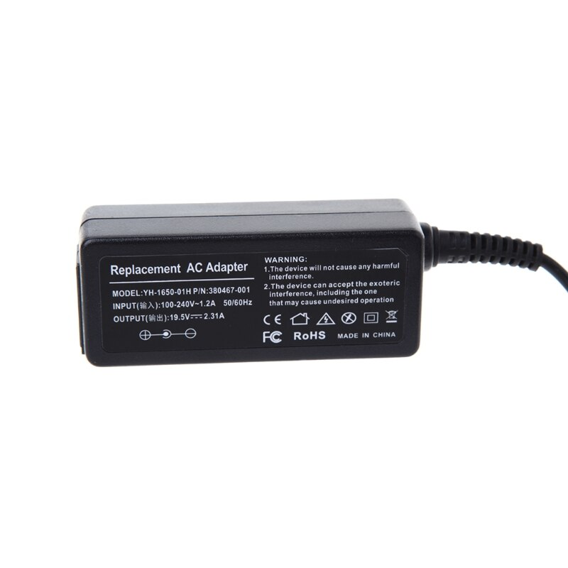 19.5V 2.31A AC Power Supply Charger Adapter Laptop For HP ProBook 400 430 430 X6HA enlarge