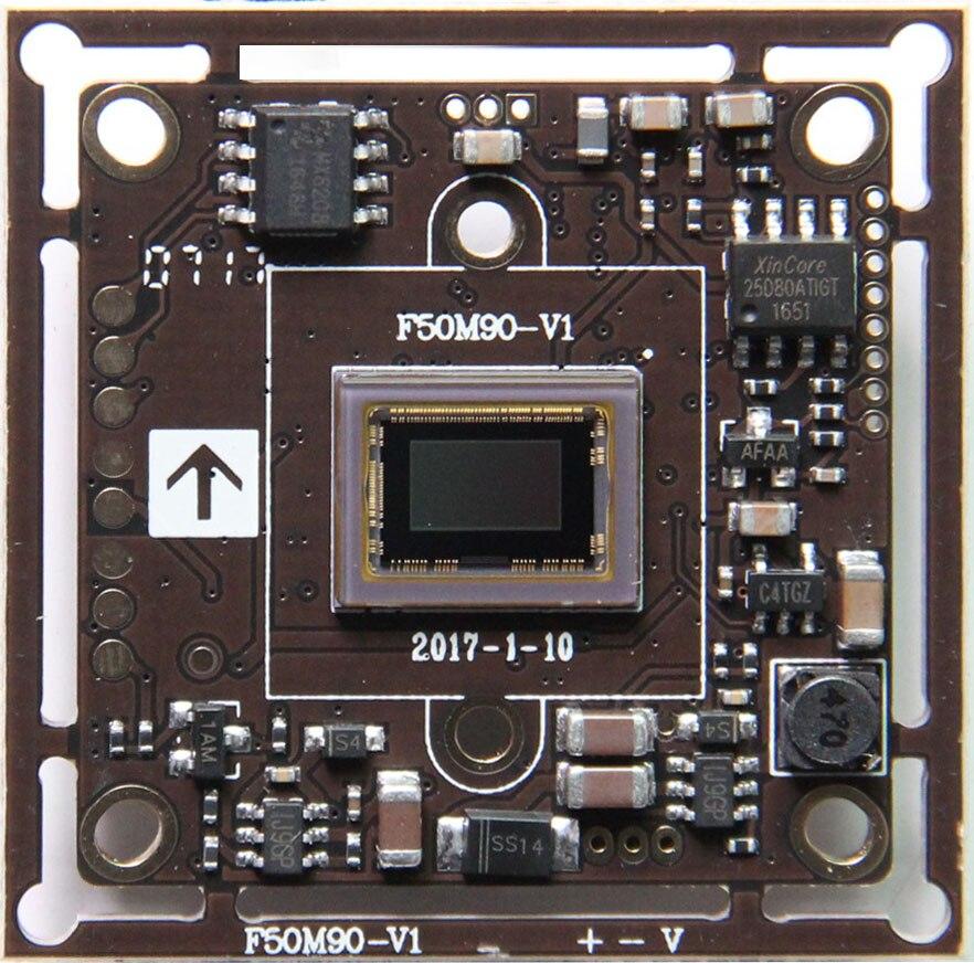"""1080P SONY 1/2.8 """"IMX327 + FH8550M CMOS placa 2MP 4 en 1 WDR Coaxial de alta definición, para CCTV AHD,CVI,TVI, cámara analógica"""