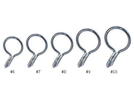 Набор ОСГ 10 шт. (50 шт.), направляющие для удочек, запчасти для удочек, руководство для ремонта