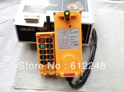 HS-6 Industrial Remoto Control. Crane Transmissor, pingente de chave, radio remote control switch, HS-10, 48 V