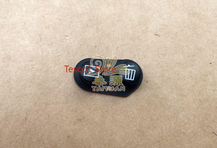 Original Eliminar Basura funda de botón de llave parte para NIKON D750 Reparación de cámara artículo