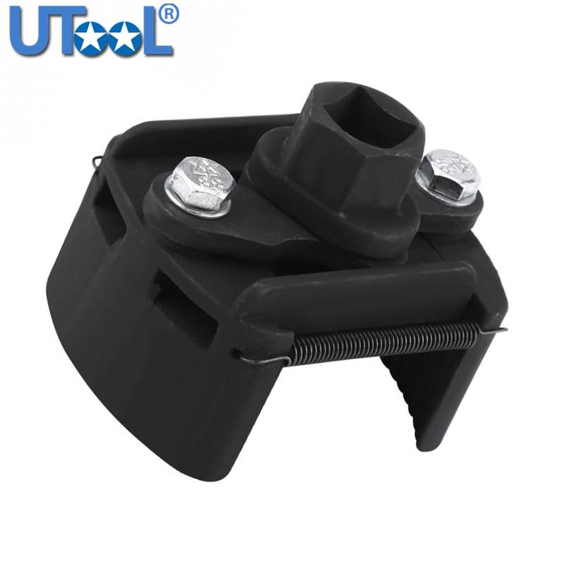 60 мм/80 мм Автомобильный двухкулачковый тип масляного фильтра гаечный ключ универсальный литая сталь регулируемые автомобильные аксессуар...