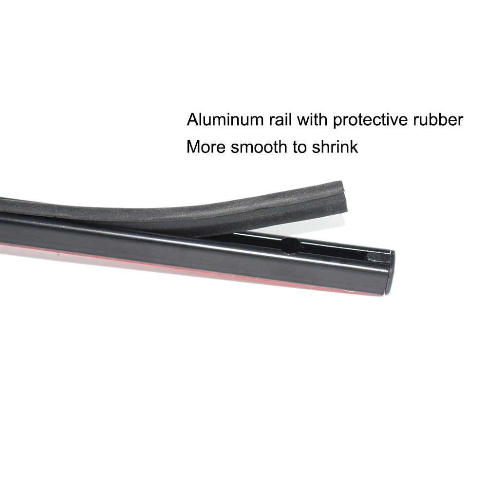 Rieles De Plástico Y Aluminio Para Ventana De Coche Rieles De 50cm 60cm 70cm Sin Cortinas Tracker Tracker Suntracker Car Aliexpress