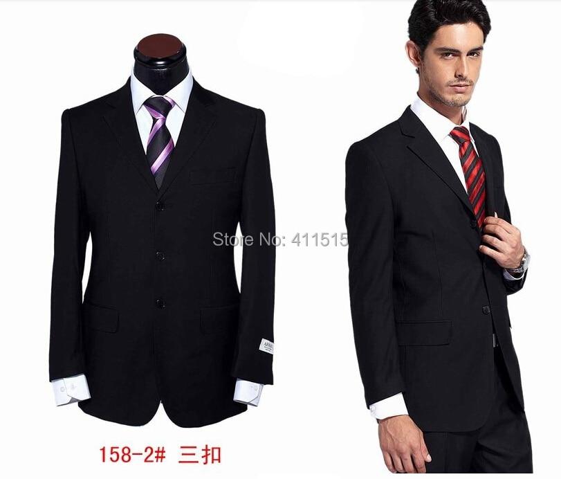 Traje formal de negocios de marca de Venta caliente para hombre traje de moda para boda S-4XL de un botón/traje de boda para hombre/terno de novio para casamento