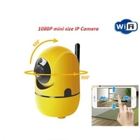 MINI 1 0MP HD Wifi IP Camera Smart Home Security Mobile Remote Control PTZ With Body Auto Tracking Two Way Audio Cloud Storage