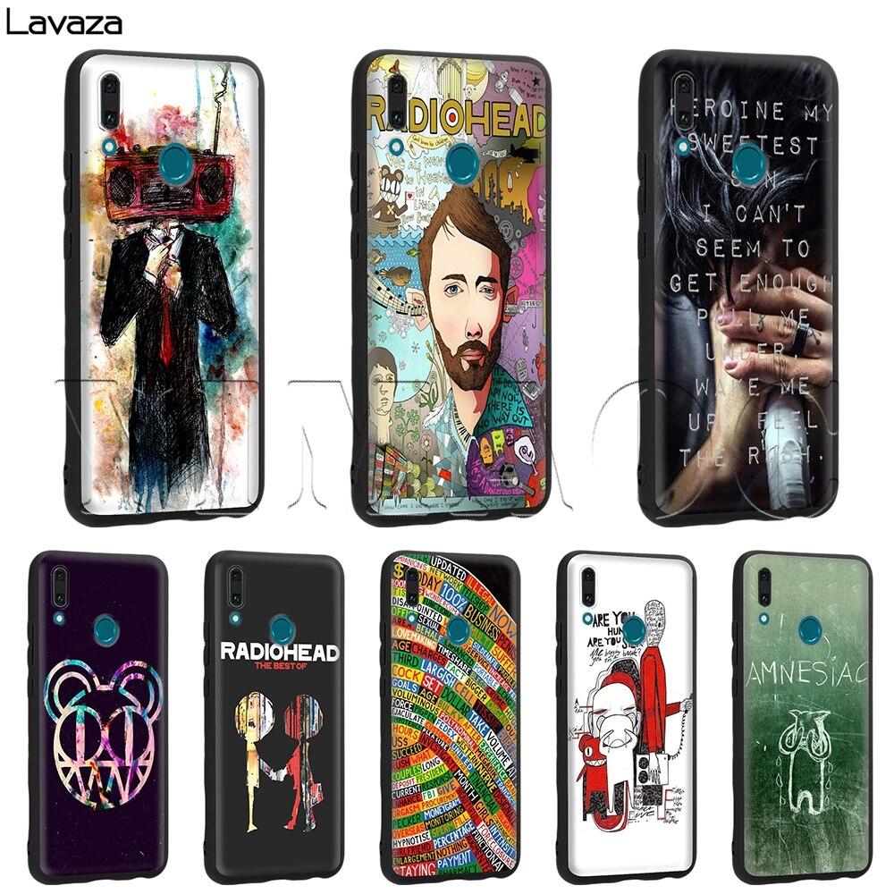 Lavaza Radiohead pour Huawei Mate 30 20 Honor 6a 7a 7c 7x 8C 8x9 10 Nova 3i 3 Lite Pro Y6 2018
