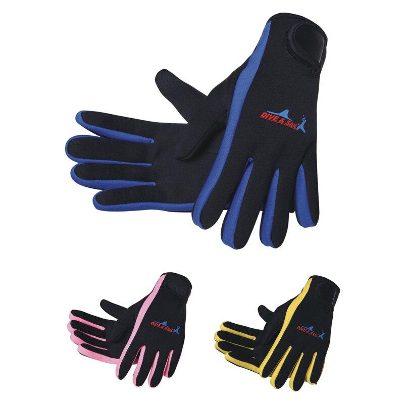 2017 новые 1 5 мм неопреновые перчатки для дайвинга высококачественные плавания