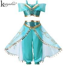 Ensembles de vêtements pour filles   Costume de pâques Cosplay pour carnaval de pâques, ensemble de 2 pièces MOANA Elsa, ensembles de vêtements pour enfants, 2020
