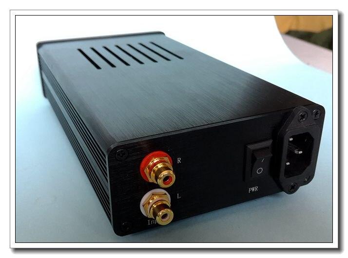 L6120 Balance TPA6120 auricular equilibrado amplificador MC33087 HiFi Amp nuevo