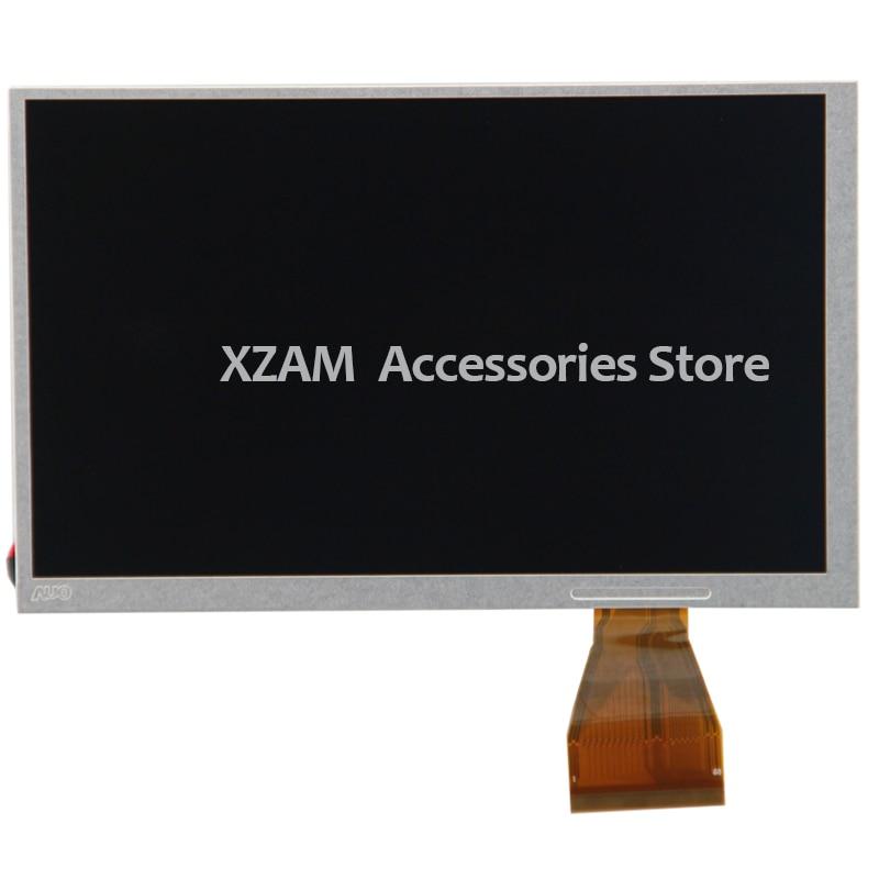 Frete grátis a070vw04 v0 painel de exibição 7 polegada 800*480 indústria tela lcd