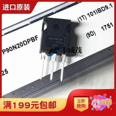 10 шт. IRFP90N20DPBF IRFP90N20D TO247 90N20 полевой эффект транзистор 90A 200 в новый и оригинальный