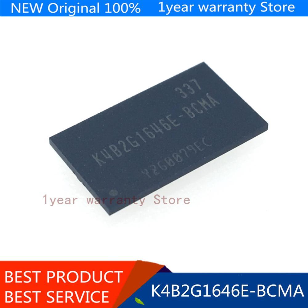 1 year warranty 100%New in original K4B2G1646E-BCMA BGA Memory chip K4B2G1646E BCMA