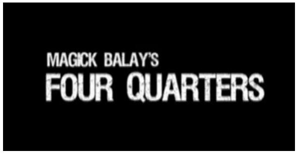 Quatro Trimestres Bill Mudar por Magick Balay truques de mágica