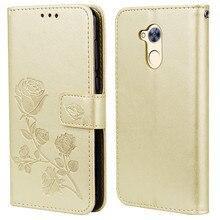Case for Huawei Honor 6A DLI-TL20 DLI-AL10 5.0 inch Leather Flip Case For Huawei Honor 6A 6 A Cover