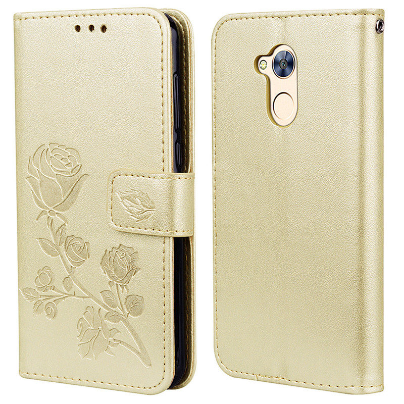 Etui na Huawei Honor 6A DLI-TL20 DLI-AL10 5.0 cal skórzane etui z klapką etui na Huawei Honor 6A 6 A pokrywa portfel torby telefon 5.0