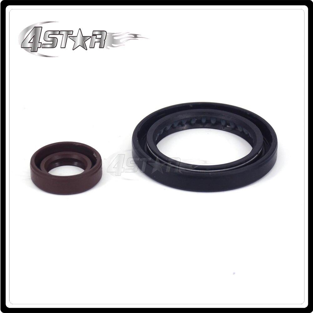 Eje de cigüeñal sello de aceite para ZONGSHEN 77MM NC250 250cc KAYO T6 K6 BSE J5 RX3 ZS250GY-3 4 válvulas partes