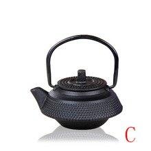 Théière chinoise en cuivre thé pet ornements   mini pot en fonte, petit pot en or, bon marché thé Kung Fu pet 50ml