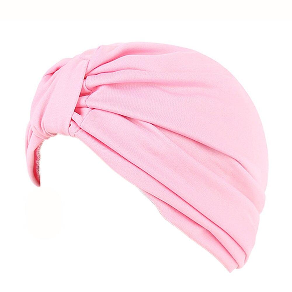 Gorro Chapeau para mujer, India, dorado, elástico, gorro turbante para quimioterapia gorro, pérdida de cabeza, bufanda, abrigo, gorros de mujer, invierno, gorro pom