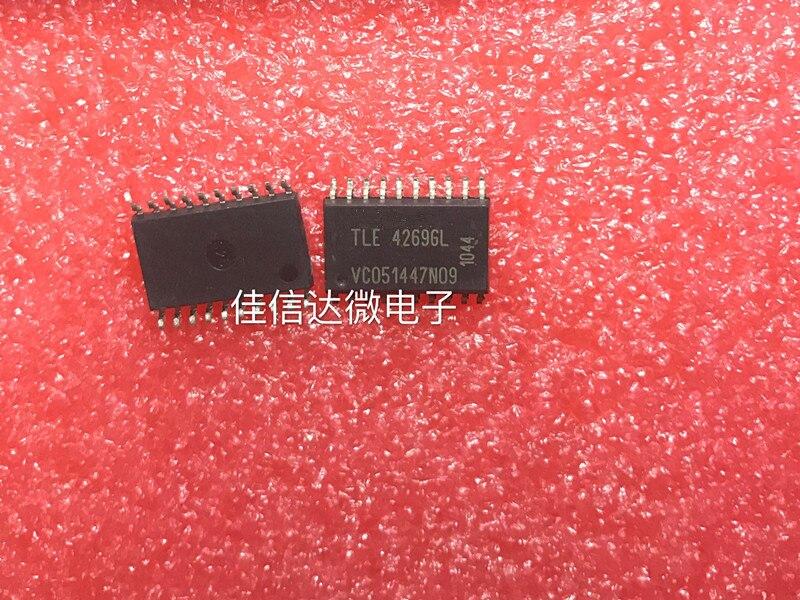 Nuevo original TLE4269GL TLE4269 SOP20 10 piezas