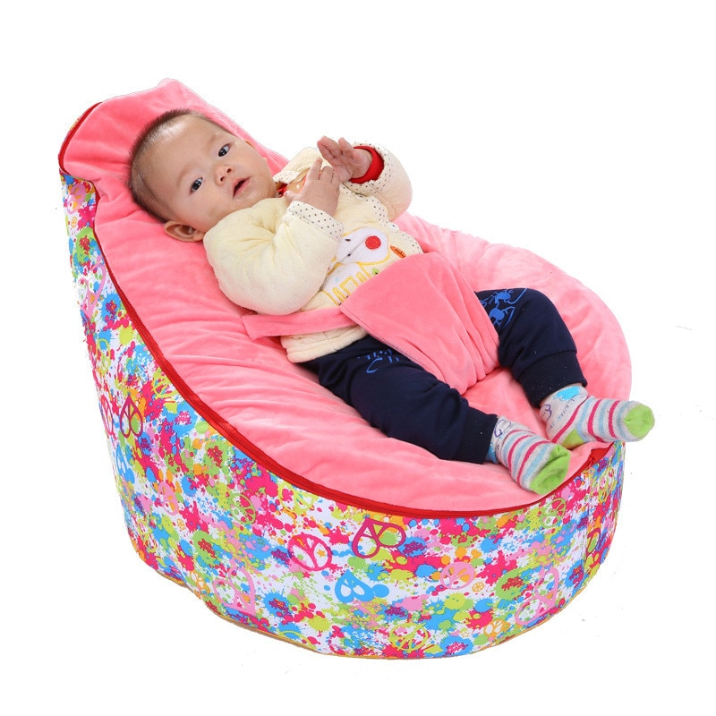 2021 Brand New Baby Lazy Sofa Bed Children Sofas Kids Pants Bed Seat Newbore Recliner Loungers Maternal&Child Wholesale