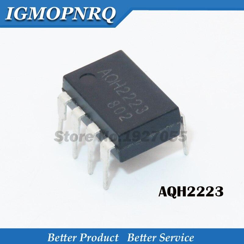 10 шт. AQH2223 DIP-7 2223 DIP7 H2223 DIPQH2223 твердотельные реле IC чип коллектор новый оригинальный