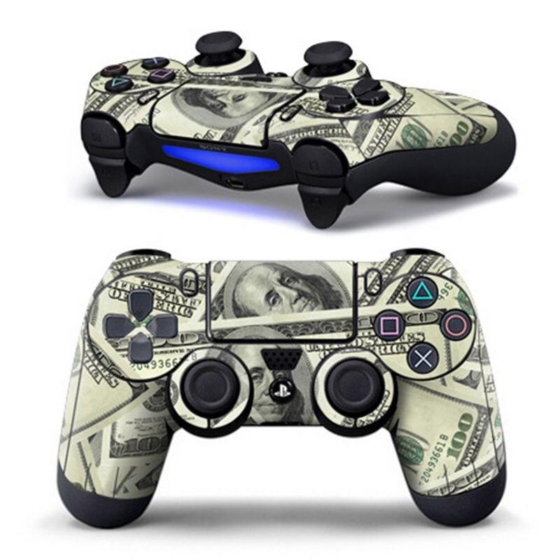 For PS4 Controller Designer Skin Gamepad Sticker