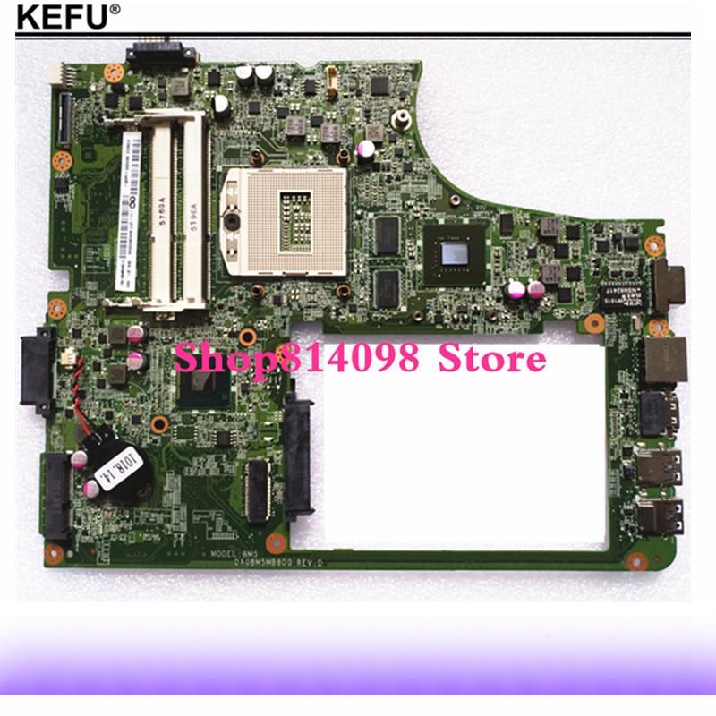 KEFU Laptop Motherboard For Lenovo B5400 DA0BM5MB8D0 DDR3 Full Tested