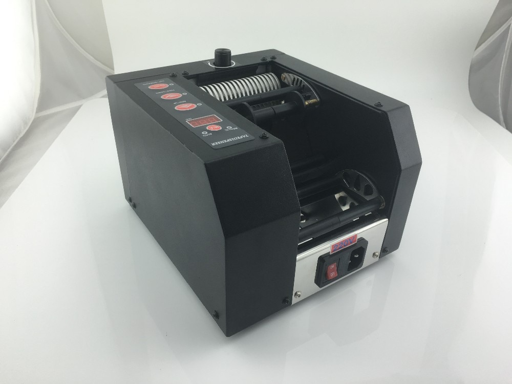 GSC-80 automatic tape dispenser, packaging tape printing machine enlarge