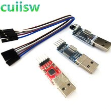 3 uds/lote = 1 Uds PL2303 + 1 Uds CP2102 + 1 Uds CH340 USB a TTL