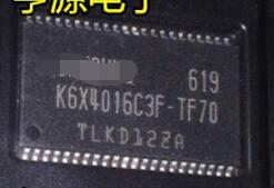 O envio gratuito de 100% nuevo original K6X4016C3F-TF70 K6X4016C3FTF70 K6X4016C3F-TF K6X4016C3F TSOP44