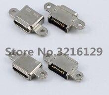 50pcs nouvelle prise Micro USB originale pour samsung Galaxy s7 g930 g930f s7 edge g935 g935f connecteur de port de dock de connecteur de chargeur
