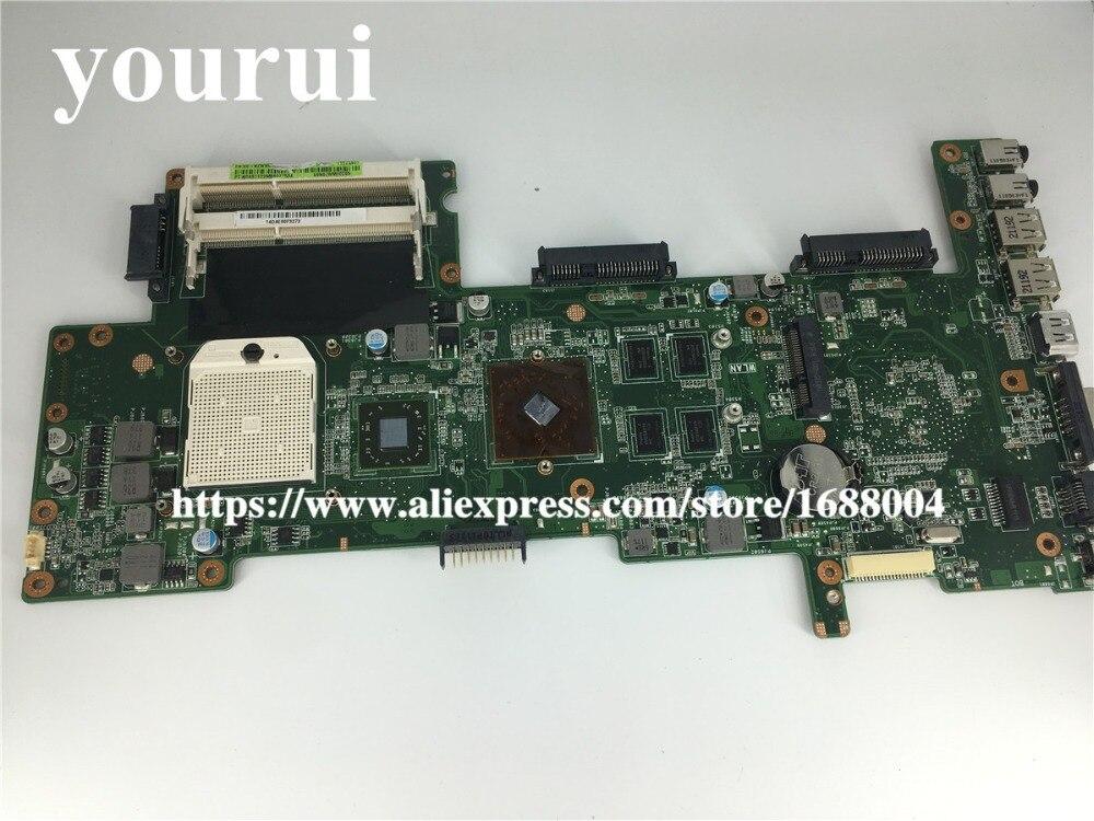 Para placa base K72DE X72DE K72DR A72DR X72DR REV 3,0 S1 enchufe no interodiado totalmente probado 100% trabajo