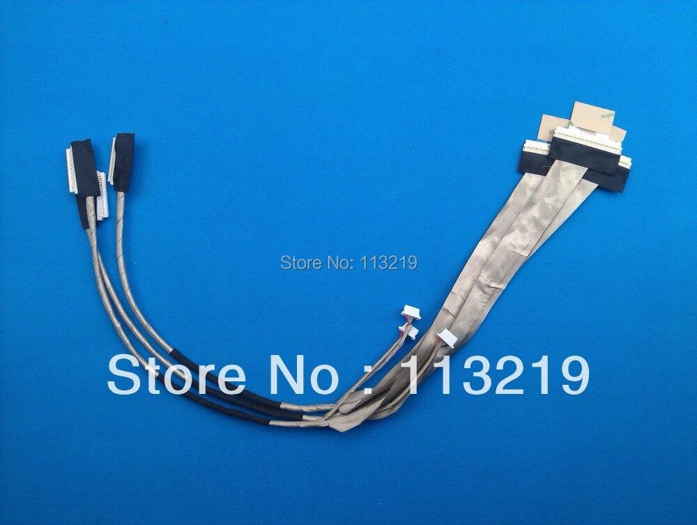 Nuevo Lcd Cable para Hp 500, 510, 520, 530 P/n: DC02000DY00