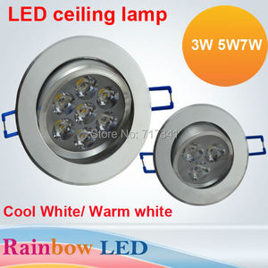 Led Downlight Lamparas De Techo Cool Warm Indoor Lights & Lighting Lamps Free Shipping