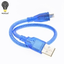 Micro USB Kabel für arduino mit DURCH R3 D1 mini NodeMcu V3 TP4056 18650 Bord