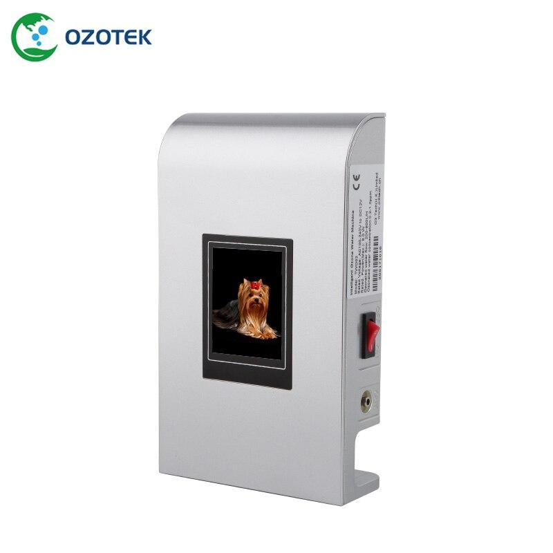 OZOTEK 12VDC household ozone generator TWO002 0.2-1.0PPM for washing machine/laundry free shipping