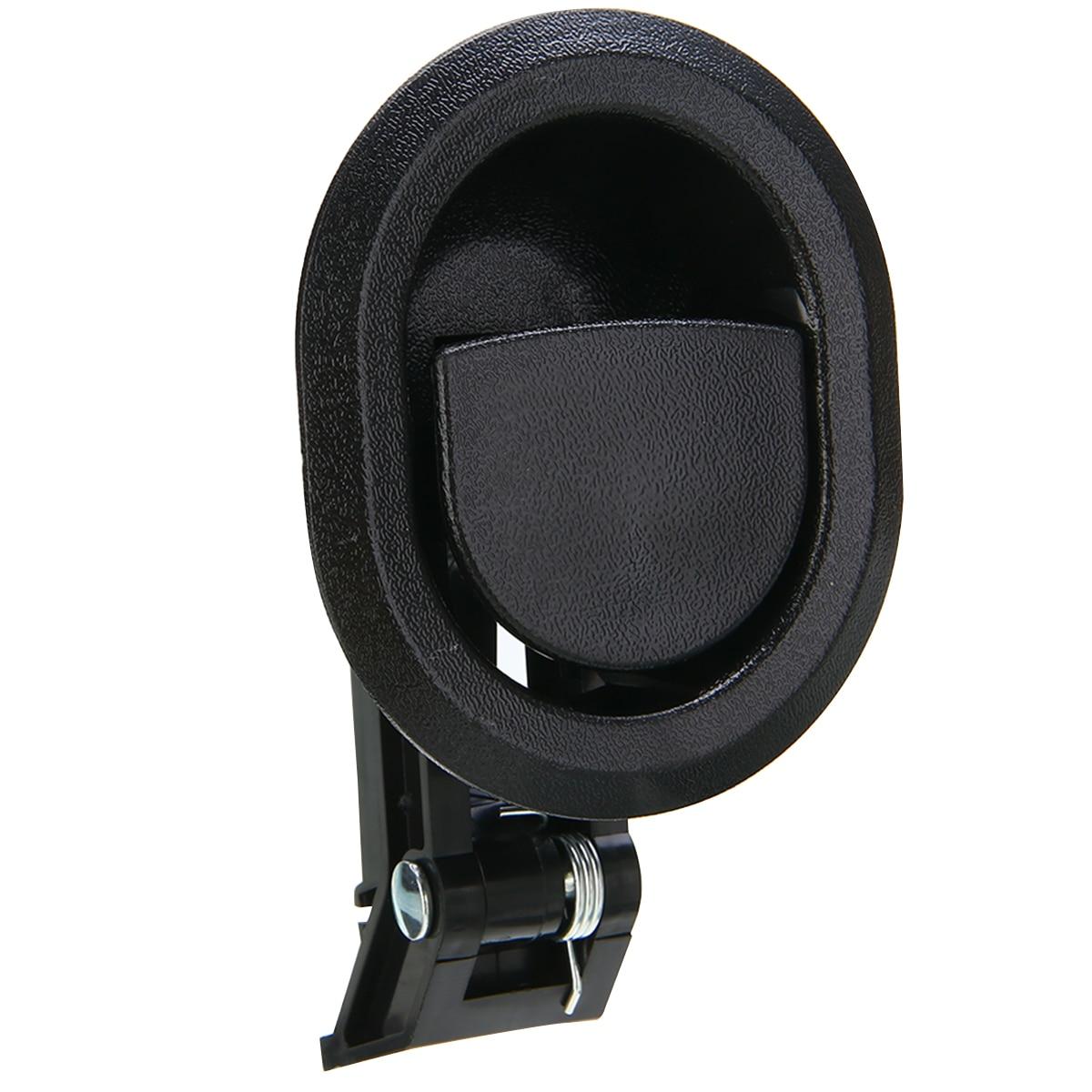 Punho plástico duro do punho da alavanca da liberação preta para as peças de substituição do sofá da cadeira reclinável