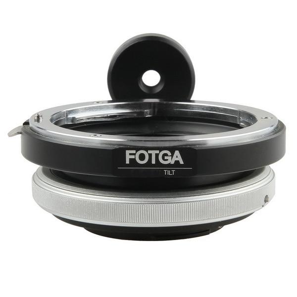 FOTGA Tilt lens Adapter Ring for Canon EOS EF Mount to Micro 4/3 M43 M 43 E-P3 G2 EPL5 EPL6
