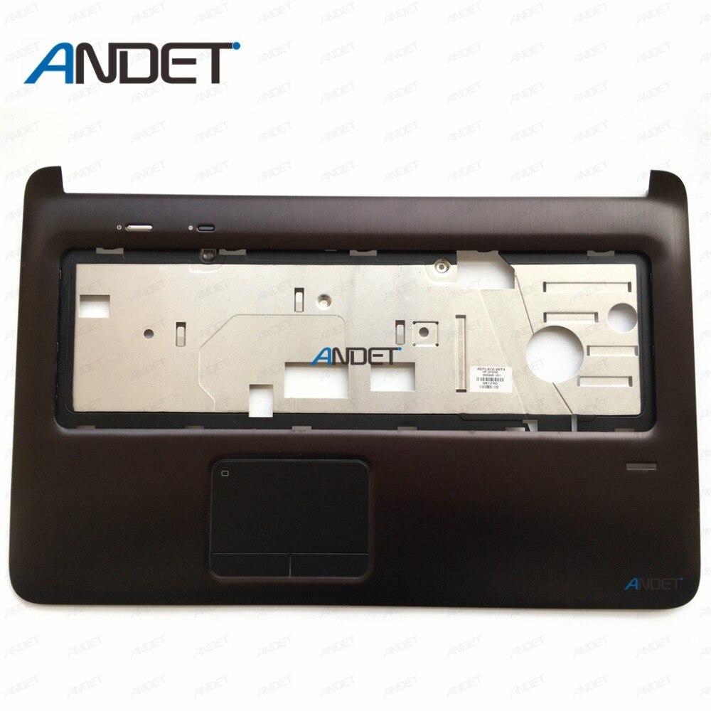 جديد الأصلي لإتش بي بافيليون DV7-6000 سلسلة Palmrest العلوي حالة لوحة المفاتيح مدي الفضة 665999-001 649947-001 665998-001