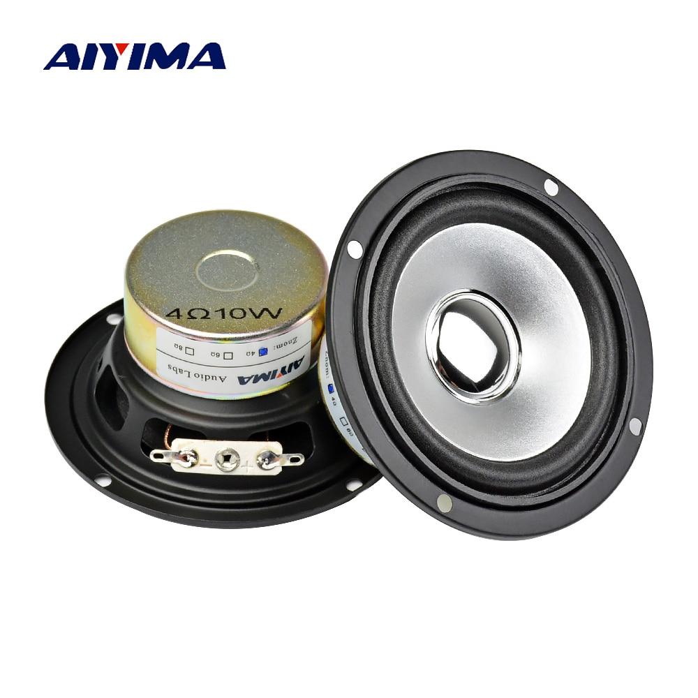 AIYIMA-Altavoz portátil para cine en casa, reproductor de música estéreo HIFI de...