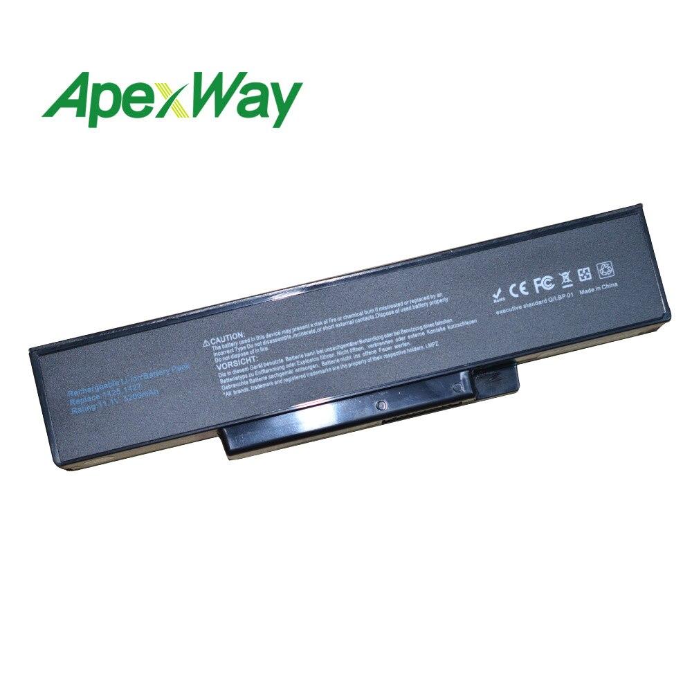 11.1v 6 cells 1425 1427 Laptop Battery For DELL 1ZS070C 906C5040F 906C5050F 908C3500F 90NFV6B1000Z 9