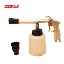Кожаный очиститель Marflo Tornado Gun Bearing Tornador инструменты для мойки автомобилей Высокое качество инструменты для чистки ковров