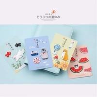 cool summer cute animal embroidery cloth sticker dog cat polar bear penguin watermelon dress patch diy garment decoration